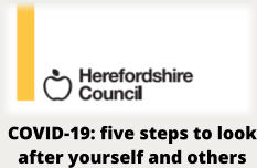 COVID-19: five steps to look after yourself and others